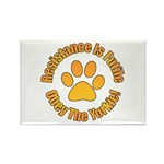 Yorkshire Terrier Rectangle Magnet (100 pack)