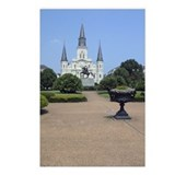 Jackson Square Postcards (Package of 8)