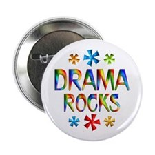 "Drama 2.25"" Button (10 pack)"