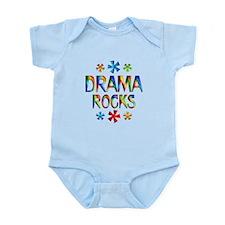 Drama Infant Bodysuit