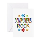Computer Greeting Cards (Pk of 20)