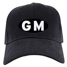Black GM Cap