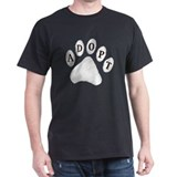 Animal Adoption Paw T-Shirt