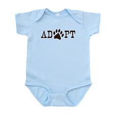 Adopt an Animal Infant Bodysuit