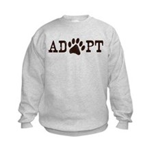 Adopt an Animal Sweatshirt