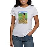 Women's T-shirt-Taina