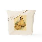 Muffed Tumbler Pigeon Tote Bag