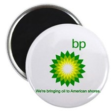 "BP Oil... Spill 2.25"" Magnet (10 pack)"