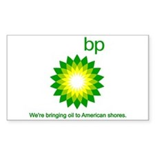 BP Oil... Spill Decal