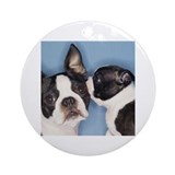 French Bulldog Secret Ornament (Round)