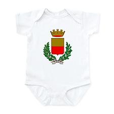 Naples Coat Of Arms Infant Bodysuit