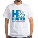 Hunter Business School White T-Shirt