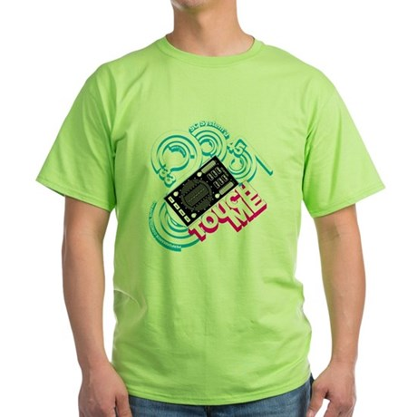 Stanton Touch Me Green T-Shirt