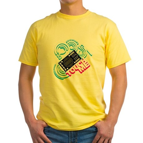 Stanton Touch Me Yellow T-Shirt