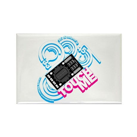 Stanton Touch Me Rectangle Magnet