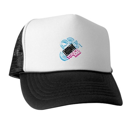 Stanton Touch Me Trucker Hat