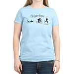 John & Maria Women's Light T-Shirt