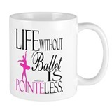 Pointeless Small Mug