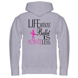 Pointeless Jumper Hoody