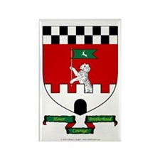 Bengal Rectangle Magnet (100 pack)