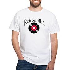 Retrophilia White T-shirt