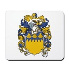 Stratton Coat of Arms Mousepad