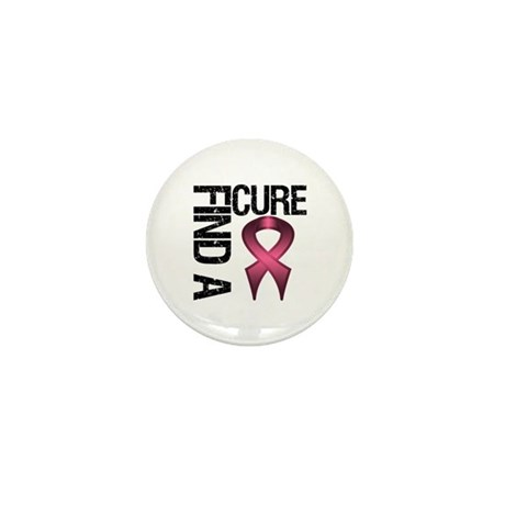 FindACure BreastCancer Mini Button (10 pack)