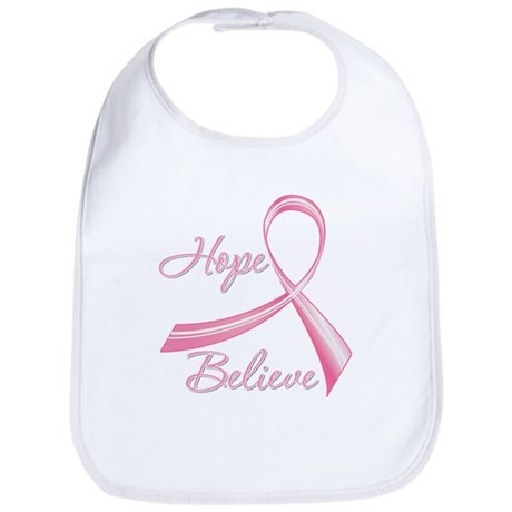 Breast Cancer HopeBelieve Bib