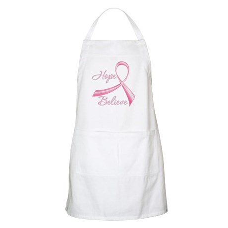 Breast Cancer HopeBelieve Apron