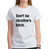 Cute Stop smoking Tee