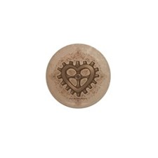 Heartgear Mini Button #2 (10 pack)