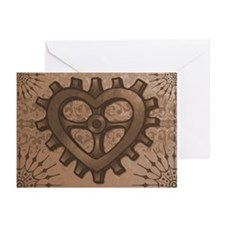 gearheart_card Greeting Cards
