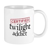 Certified Twilight Addict Small Mug