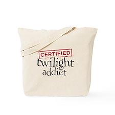 Certified Twilight Addict Tote Bag