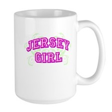 Jersey Girl Flourish Mug