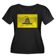 DONT TREAD ON ME for Independ T