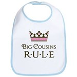 Big Cousins Rule Bib