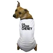 Evil > Satan > Cheney Dog T-Shirt
