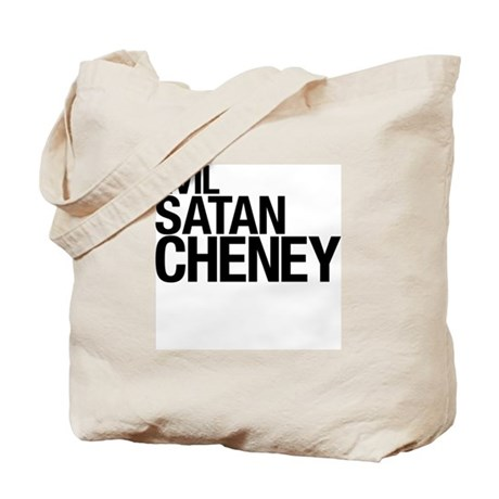Evil > Satan > Cheney Tote Bag