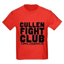Cullen Fight Club Kids Dark T-Shirt