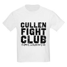 Cullen Fight Club Kids Light T-Shirt