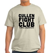 Cullen Fight Club Light T-Shirt