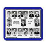 Walsh High School Class of 1957 Mousepad