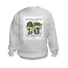 60th Anniversary Kids Sweatshirt
