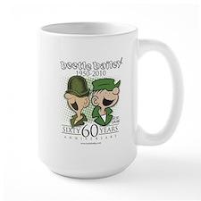 60th Anniversary Large Mug