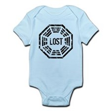 Dharma Lost Infant Bodysuit