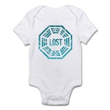 Dharma Lost V2 Infant Bodysuit