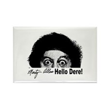 Hello Dere! Rectangle Magnet