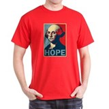George Washington HOPE T-shirt T-Shirt