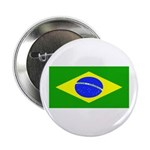 Brazil Blank Flag Button